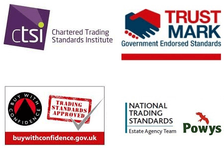Chartered Trading Standards Institute - Trust Mark - Buy with Confidence - National Trading Standards Estate Agency Team